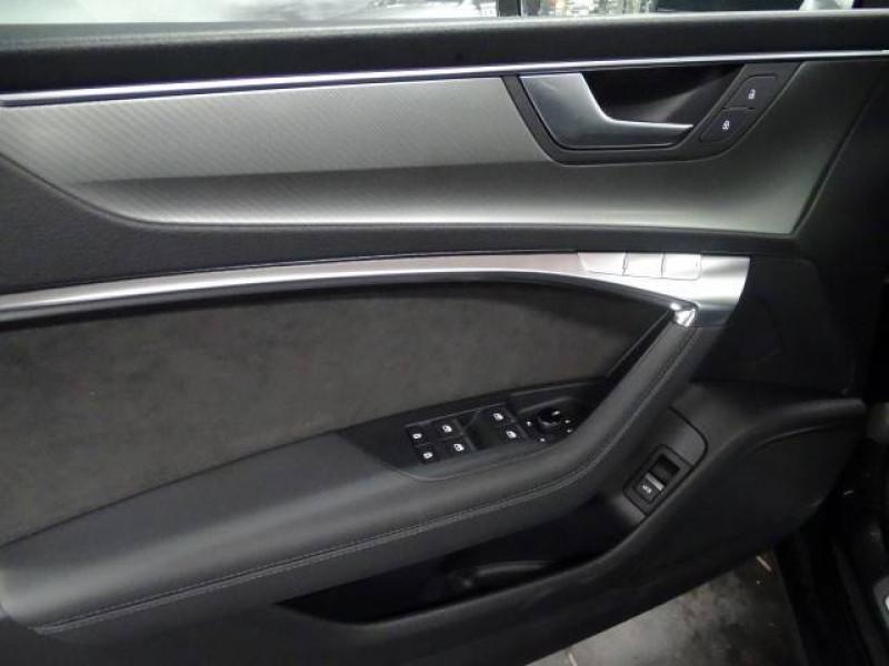 Audi A7 Sportback A7 Sportback 45 TDI 231 Tiptronic 8 Quattro Avus 5p Gris occasion à Cessy - photo n°4