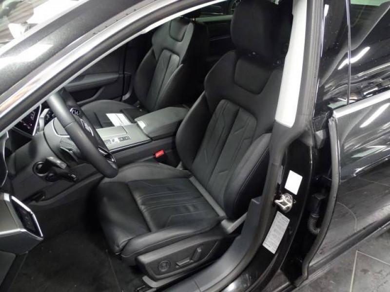 Audi A7 Sportback A7 Sportback 45 TDI 231 Tiptronic 8 Quattro Avus 5p Gris occasion à Cessy - photo n°5