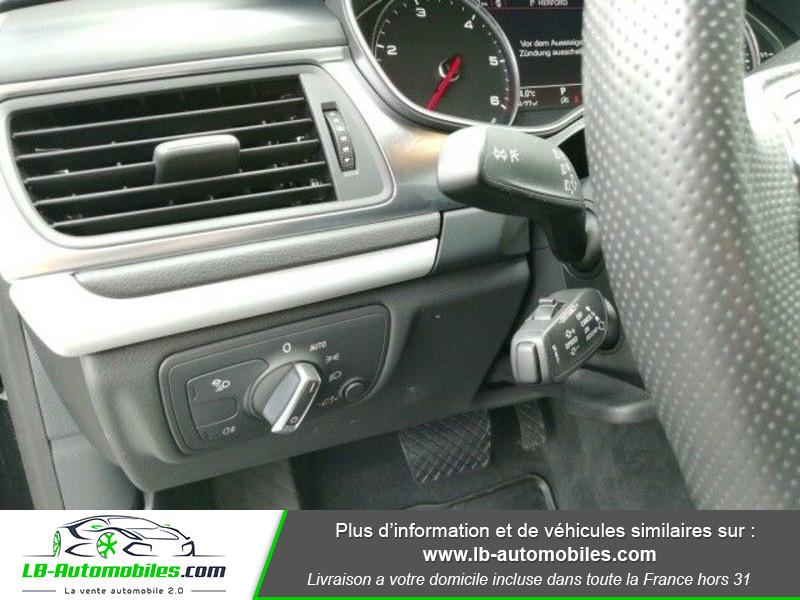 Audi A7 Sportback V6 3.0 BiTDI 313 / Quattro Noir occasion à Beaupuy - photo n°10