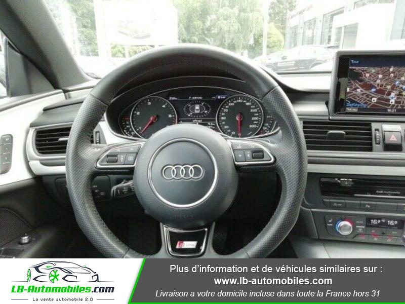Audi A7 Sportback V6 3.0 BiTDI 313 / Quattro Noir occasion à Beaupuy - photo n°8