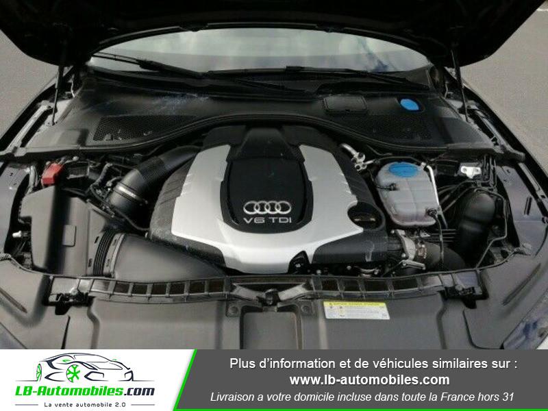 Audi A7 Sportback V6 3.0 BiTDI 313 / Quattro Noir occasion à Beaupuy - photo n°15