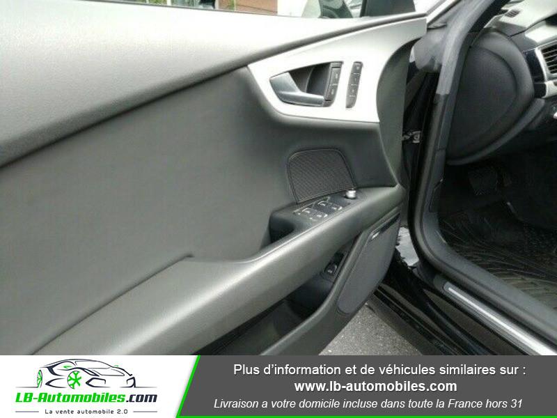 Audi A7 Sportback V6 3.0 BiTDI 313 / Quattro Noir occasion à Beaupuy - photo n°9
