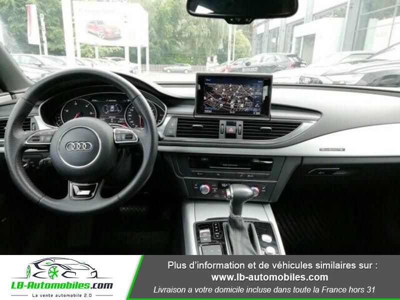 Audi A7 Sportback V6 3.0 BiTDI 313 / Quattro Noir occasion à Beaupuy - photo n°2