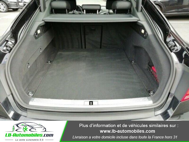 Audi A7 Sportback V6 3.0 BiTDI 313 / Quattro Noir occasion à Beaupuy - photo n°6