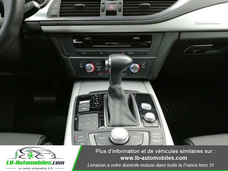 Audi A7 Sportback V6 3.0 BiTDI 313 / Quattro Noir occasion à Beaupuy - photo n°7