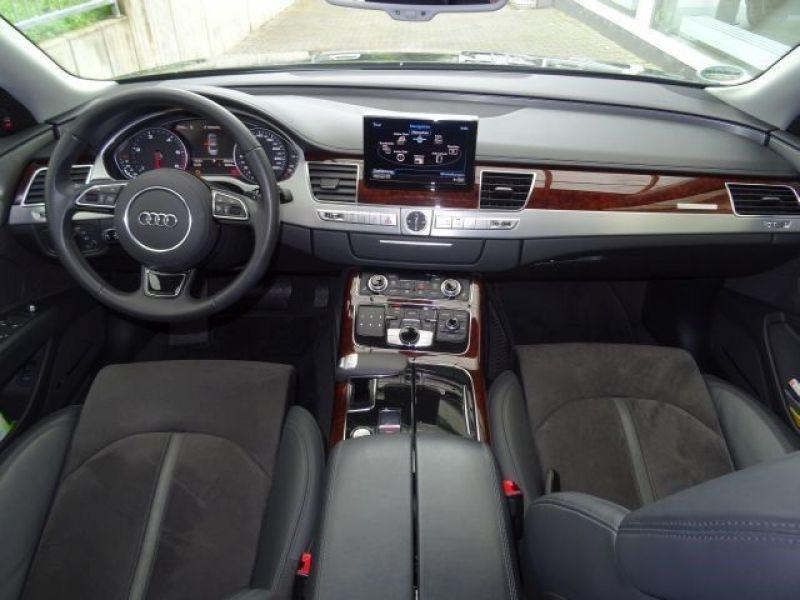 Audi A8 Quattro 3.0 TDI Quattro 250 CH Noir occasion à Beaupuy