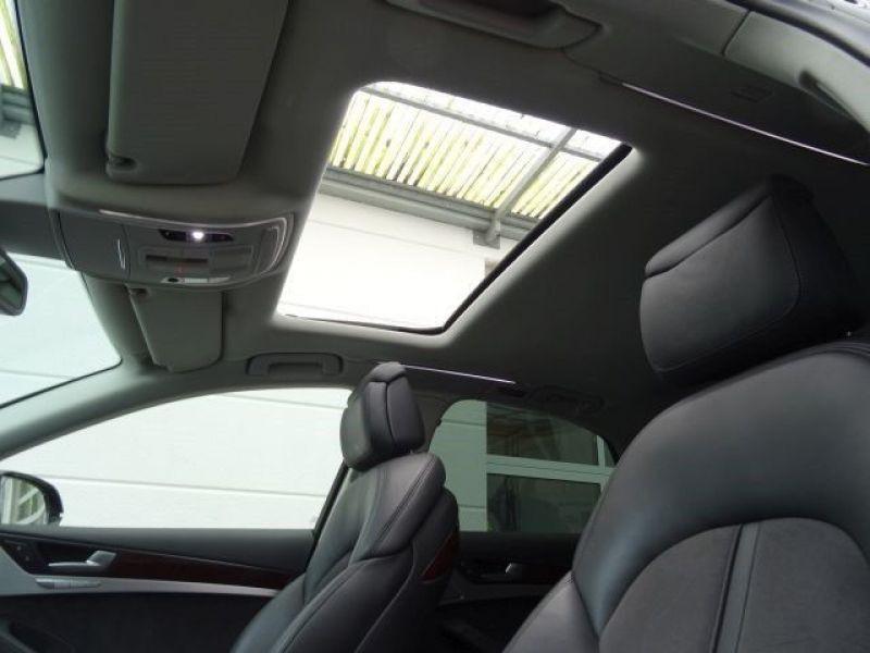 Audi A8 Quattro 3.0 TDI Quattro 250 CH Noir occasion à Beaupuy - photo n°4