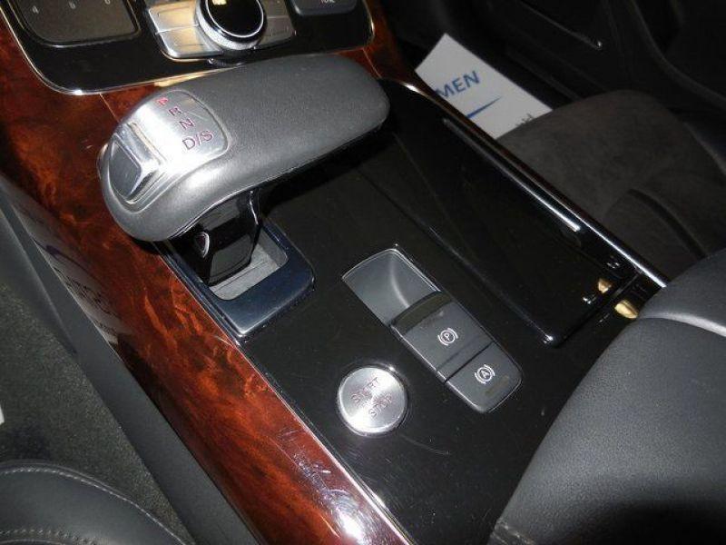 Audi A8 Quattro 3.0 TDI Quattro 250 CH Argent occasion à Beaupuy - photo n°5