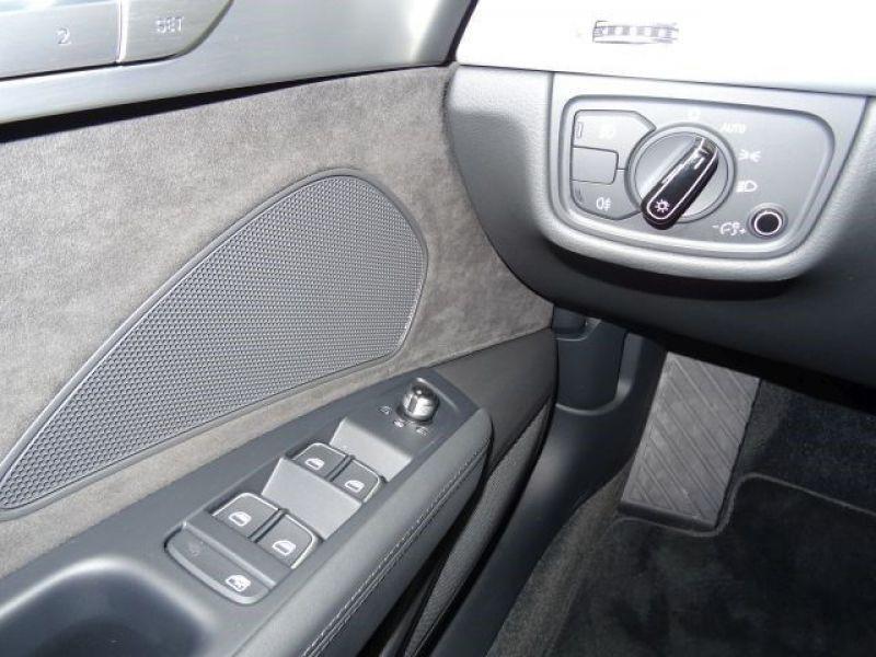 Audi A8 Quattro 3.0 TDI Quattro 250 CH Noir occasion à Beaupuy - photo n°5