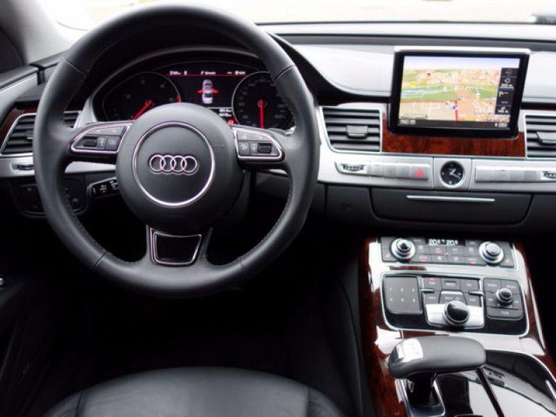 Audi A8 Quattro 3.0 TDI Quattro 250 CH Gris occasion à Beaupuy