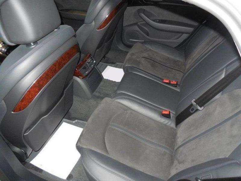 Audi A8 Quattro 3.0 TDI Quattro 250 CH Argent occasion à Beaupuy - photo n°3