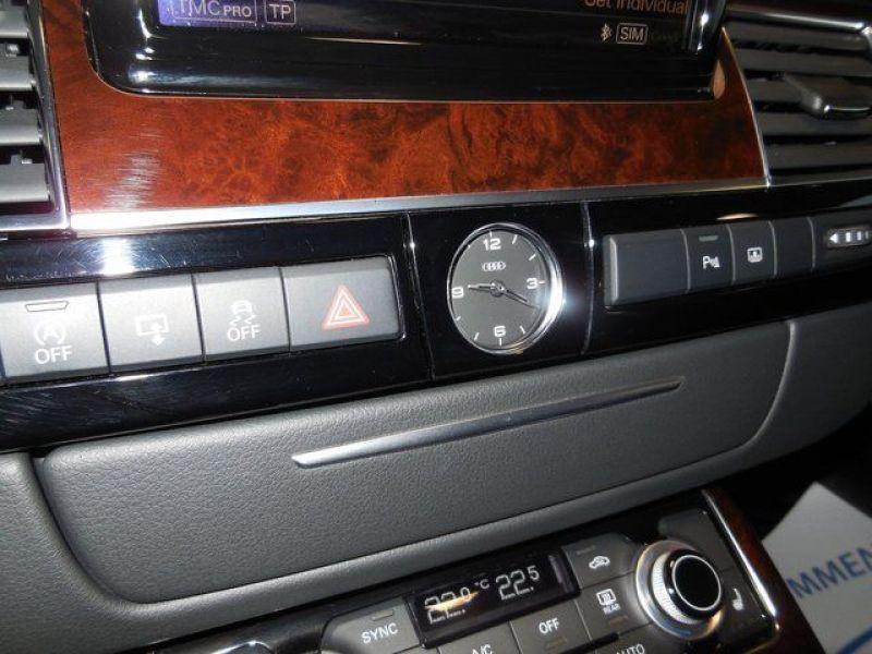 Audi A8 Quattro 3.0 TDI Quattro 250 CH Argent occasion à Beaupuy - photo n°6