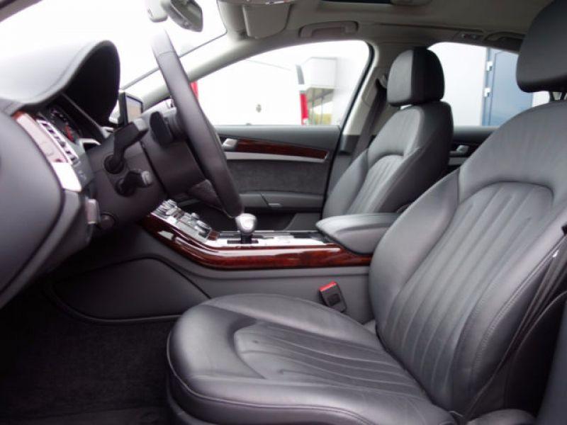 Audi A8 Quattro 3.0 TDI Quattro 250 CH Gris occasion à Beaupuy - photo n°3