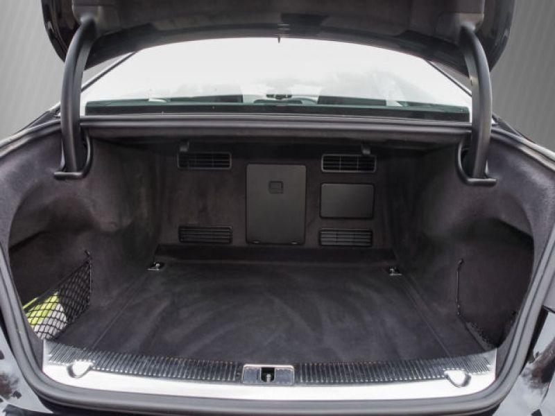 Audi A8 Quattro 3.0 TDI Quattro 250 CH Noir occasion à Beaupuy - photo n°7