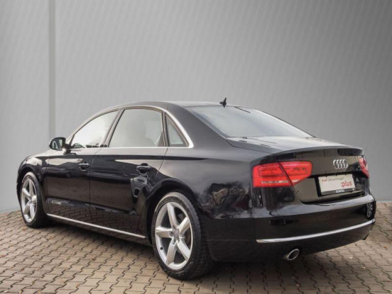 Audi A8 Quattro 3.0 TDI Quattro 250 CH Noir occasion à Beaupuy - photo n°2