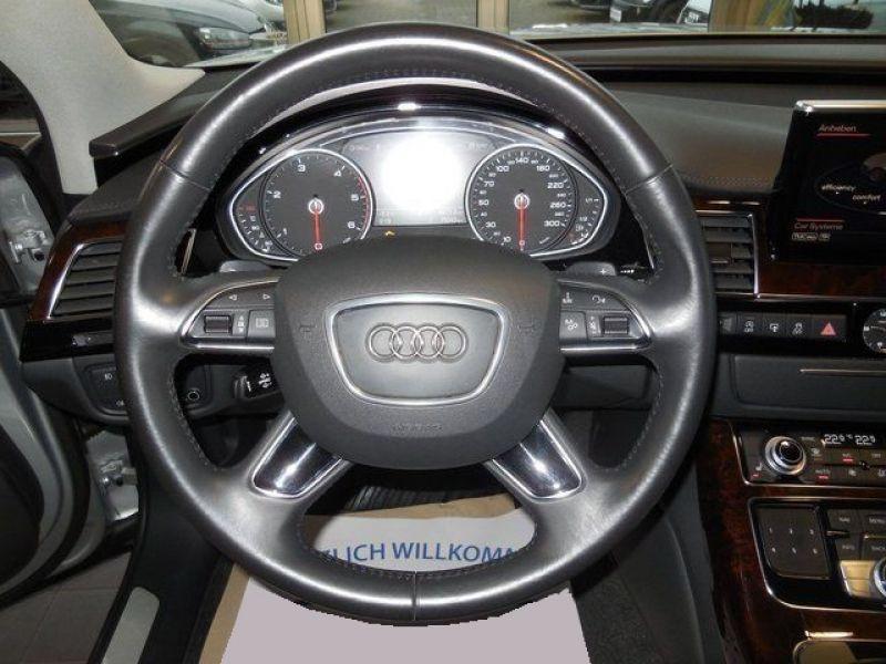Audi A8 Quattro 3.0 TDI Quattro 250 CH Argent occasion à Beaupuy
