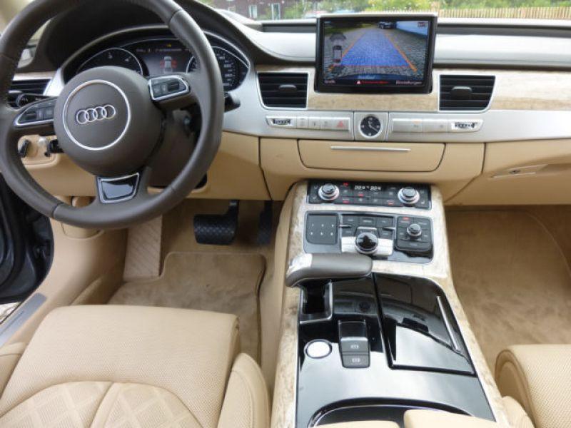 Audi A8 Quattro 3.0 TDI Quattro 258 CH Gris occasion à Beaupuy