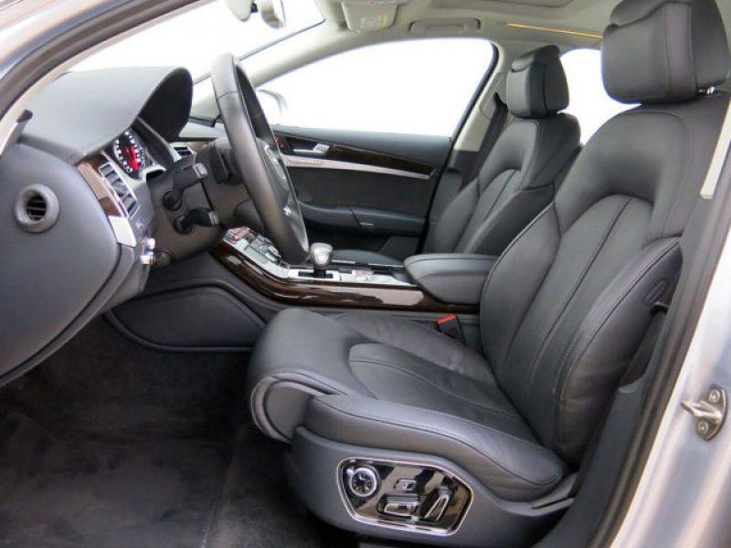 Audi A8 Quattro 3.0 TDI Quattro 258 CH Argent occasion à Beaupuy - photo n°3