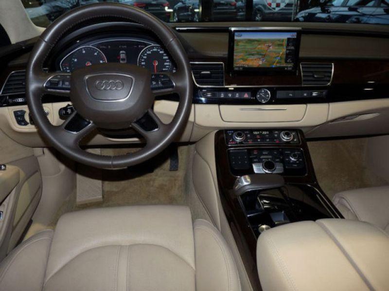 Audi A8 Quattro 3.0 TDI Quattro 258 CH Bleu occasion à Beaupuy