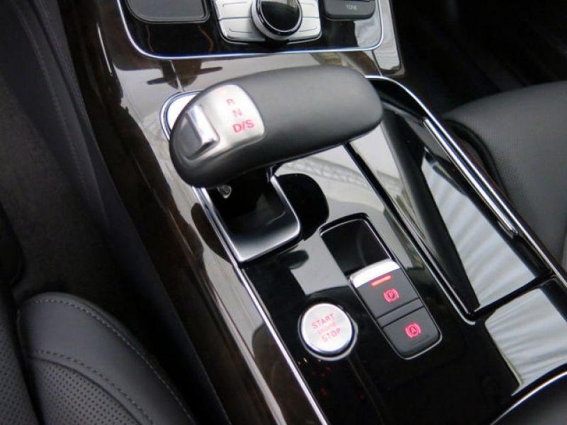 Audi A8 Quattro 3.0 TDI Quattro 258 CH Argent occasion à Beaupuy - photo n°6