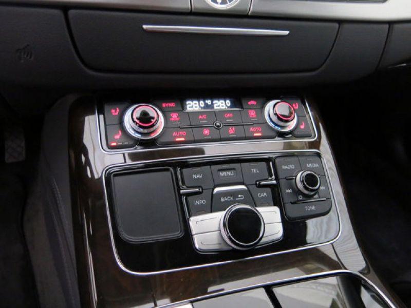 Audi A8 Quattro 3.0 TDI Quattro 258 CH Argent occasion à Beaupuy - photo n°5