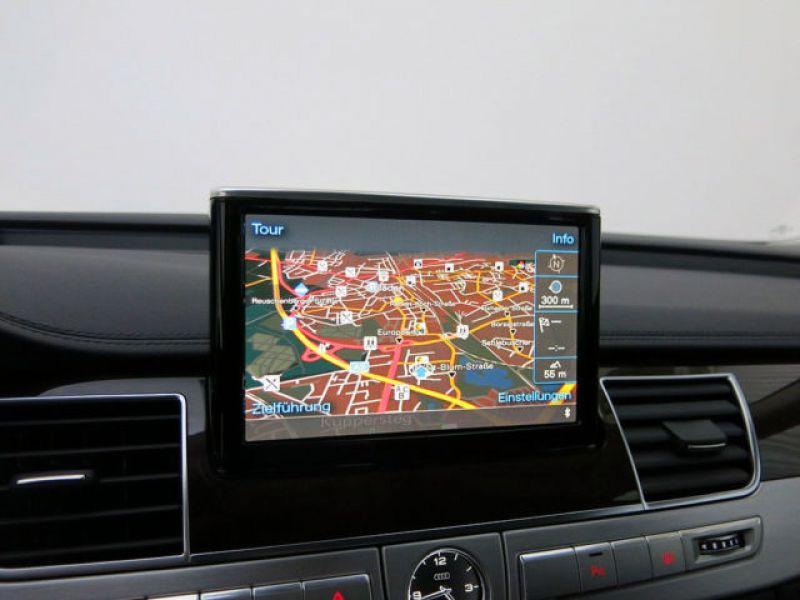 Audi A8 Quattro 3.0 TDI Quattro 258 CH Argent occasion à Beaupuy - photo n°4