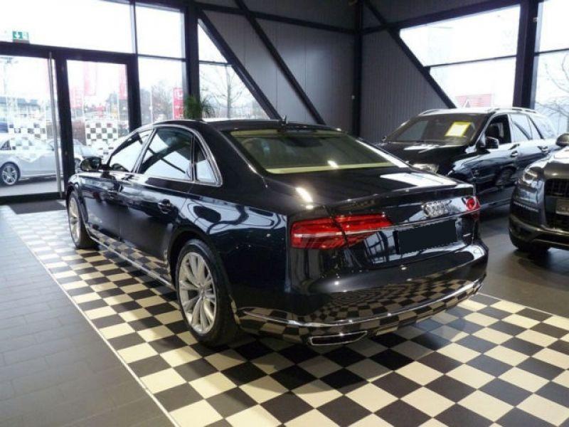 Audi A8 Quattro 3.0 TDI Quattro 258 CH Bleu occasion à Beaupuy - photo n°2