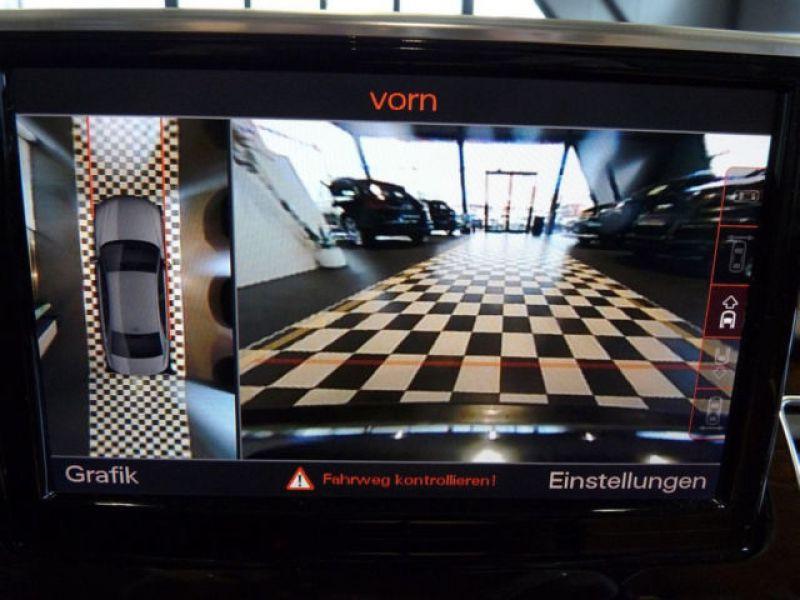 Audi A8 Quattro 3.0 TDI Quattro 258 CH Bleu occasion à Beaupuy - photo n°5