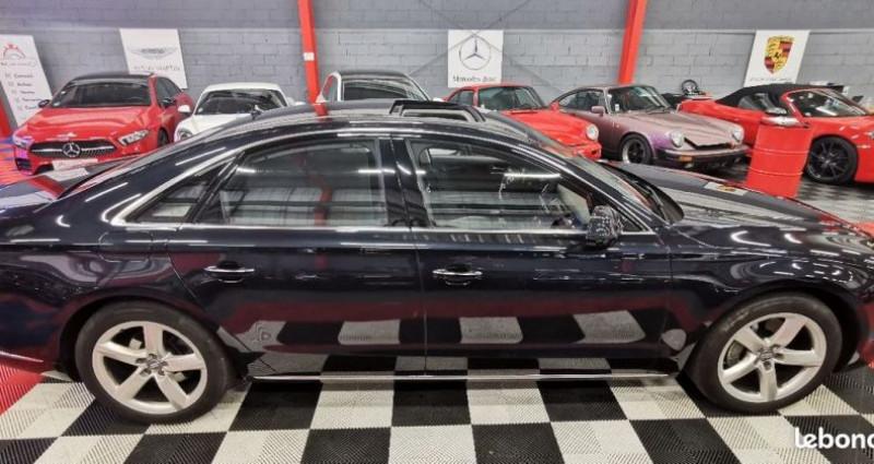 Audi A8 Quattro 3.0 tfsi quattro 310ch Bleu occasion à Brie-Comte-Robert - photo n°2