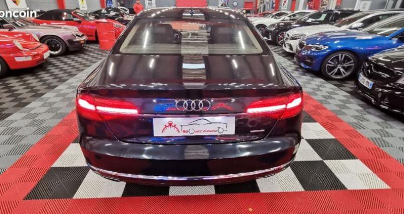 Audi A8 Quattro 3.0 tfsi quattro 310ch Bleu occasion à Brie-Comte-Robert - photo n°3