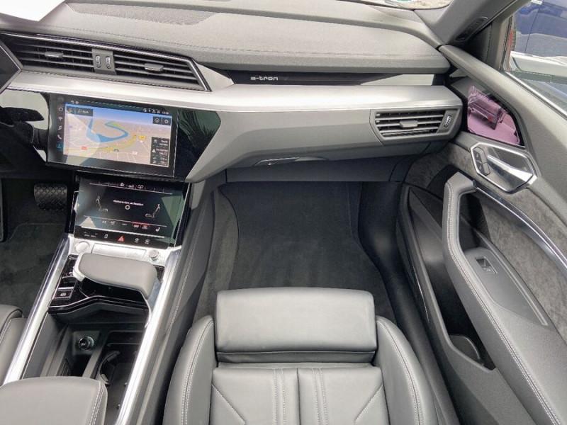 Audi e-tron Sportback 50 QUATTRO 313 AVUS Rétros Virtuels Toit Pano Pack Tour JA21 Gris occasion à Saïx - photo n°12