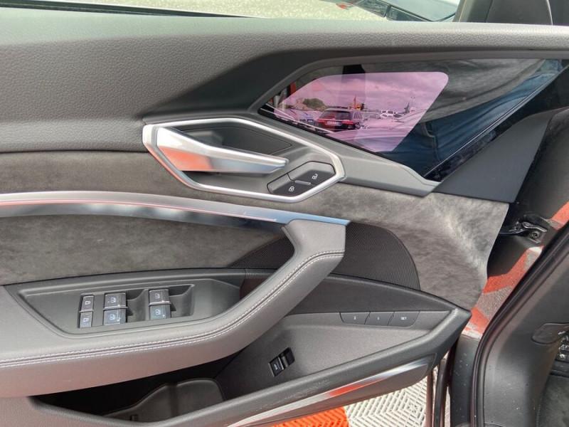 Audi e-tron Sportback 50 QUATTRO 313 AVUS Rétros Virtuels Toit Pano Pack Tour JA21 Gris occasion à Saïx - photo n°20