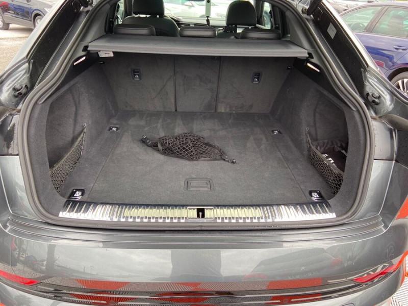 Audi e-tron Sportback 50 QUATTRO 313 AVUS Rétros Virtuels Toit Pano Pack Tour JA21 Gris occasion à Saïx - photo n°7