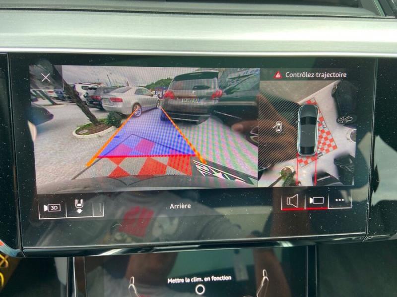 Audi e-tron Sportback 50 QUATTRO 313 AVUS Rétros Virtuels Toit Pano Pack Tour JA21 Gris occasion à Saïx - photo n°18