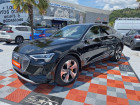Audi e-tron Sportback 50 QUATTRO 313 SLINE GPS Cuir Toit Pano Ouv Rétro Virtuels Noir à Toulouse 31