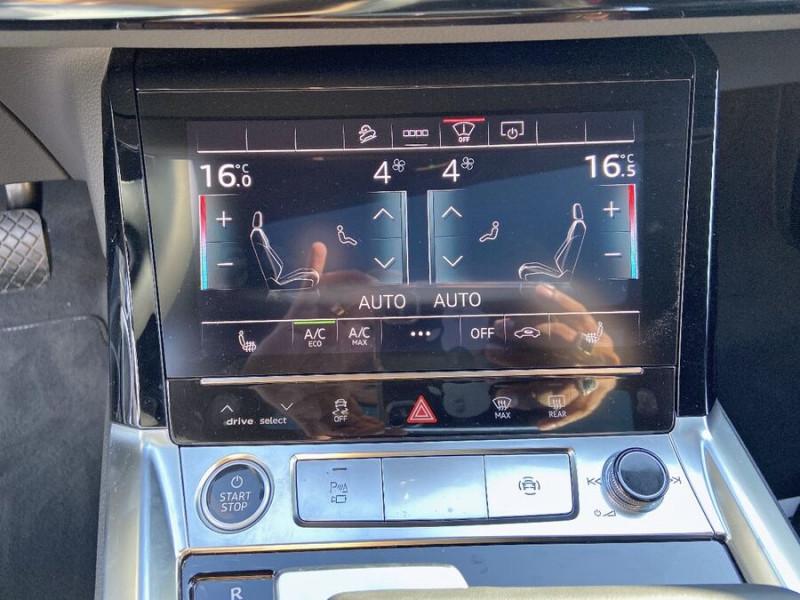Audi e-tron Sportback 55 QUATTRO 408 SLINE GPS Toit Pano JA21 Attelage Gris occasion à Montauban - photo n°14