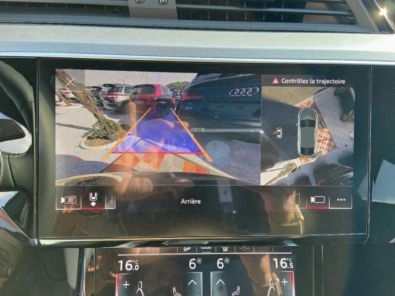 Audi e-tron Sportback 55 QUATTRO 408 SLINE GPS Toit Pano JA21 Attelage Gris occasion à Montauban - photo n°20