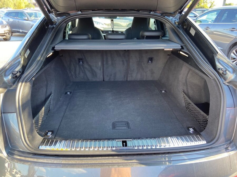 Audi e-tron Sportback 55 QUATTRO 408 SLINE GPS Toit Pano JA21 Attelage Gris occasion à Montauban - photo n°7