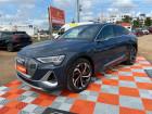 Audi e-tron Sportback 55 QUATTRO 408 SLINE GPS Toit Pano JA21 Rétros Virtuels  à Toulouse 31