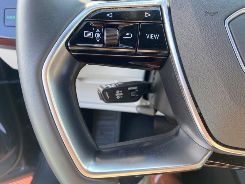 Audi e-tron Sportback 55 QUATTRO 408 SLINE GPS Toit Pano JA21 Rétros virtuels  occasion à Cahors - photo n°18