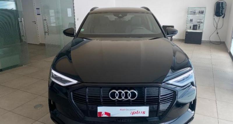 Audi E-tron 50 230ch Avus e-quattro 12cv Noir occasion à Chambourcy