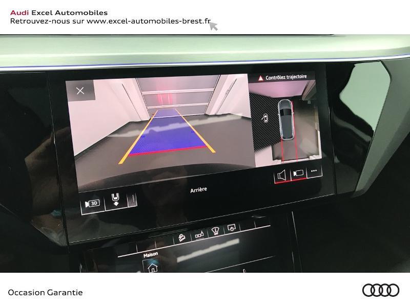 Audi E-tron 55 360ch Avus Extended e-quattro Noir occasion à Brest - photo n°14