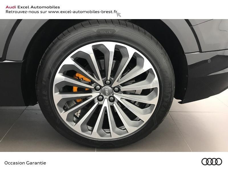 Audi E-tron 55 360ch Avus Extended e-quattro Noir occasion à Brest - photo n°19