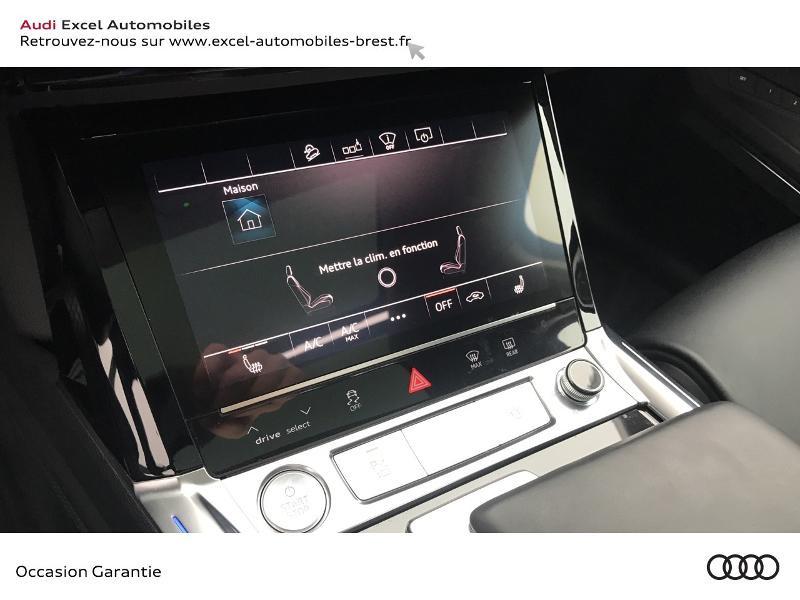 Audi E-tron 55 360ch Avus Extended e-quattro Noir occasion à Brest - photo n°18