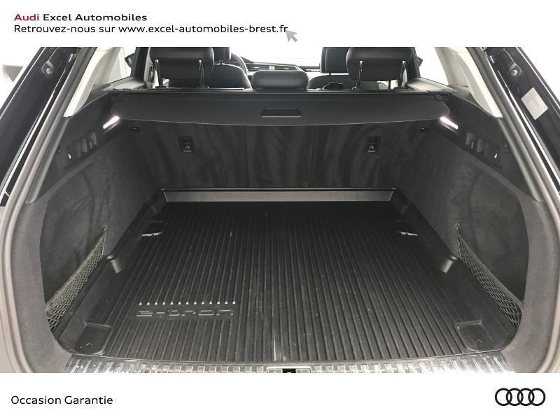 Audi E-tron 55 360ch Avus Extended e-quattro Noir occasion à Brest - photo n°9