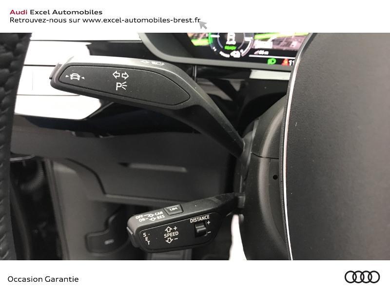 Audi E-tron 55 360ch Avus Extended e-quattro Noir occasion à Brest - photo n°17