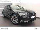 Audi E-tron 55 360ch Avus Extended e-quattro Noir à Brest 29