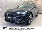 Audi E-tron 55 QUATTRO 408 CH Noir à Saint-Brieuc 22
