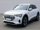 Audi E-tron 55 Quattro Blanc à Beaupuy 31
