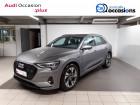 Audi E-tron e-tron 50 quattro 313 ch Avus 5p Gris à Meythet 74